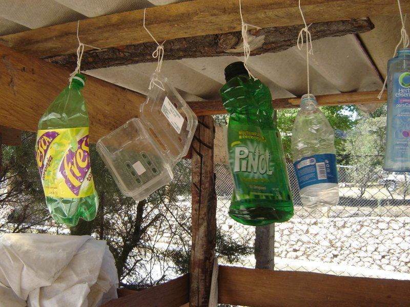 muestras de plastico pet 1